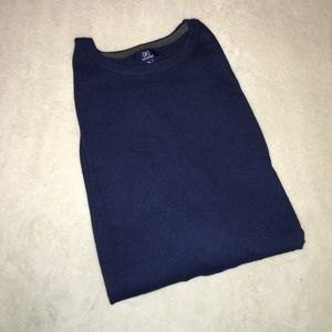 Men's Navy Blue Sweater